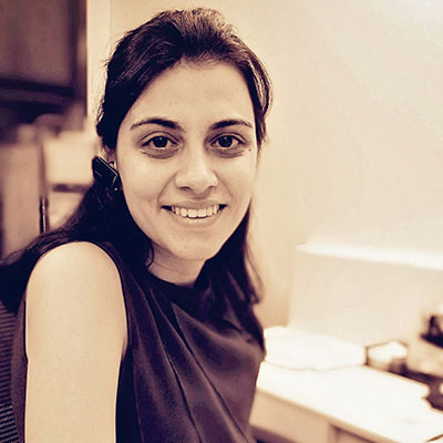 Suzan Banajee: Interior Designer at JJA